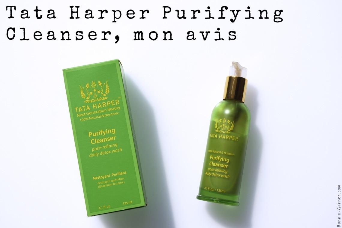 Tata Harper Purifying Cleanser, mon avis