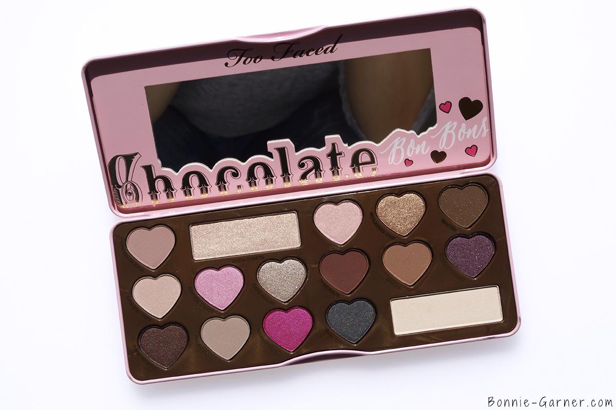 Too Faced Chocolate Bon Bons eyeshadow palette