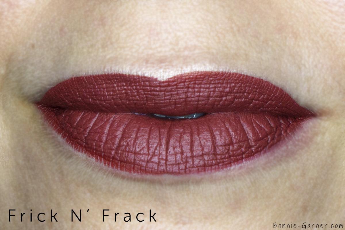 ColourPop Ultra Satin Lips Frick N' Frack