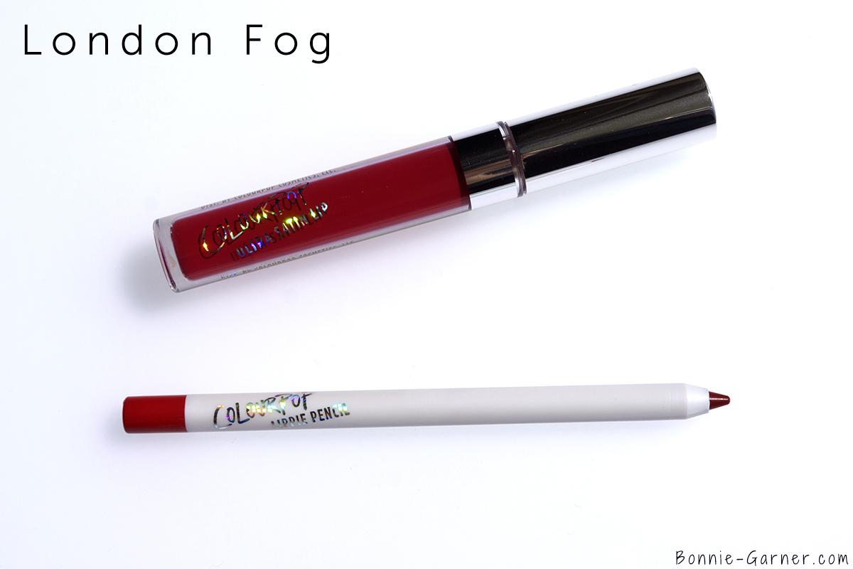 ColourPop Ultra Satin Lips London Fog