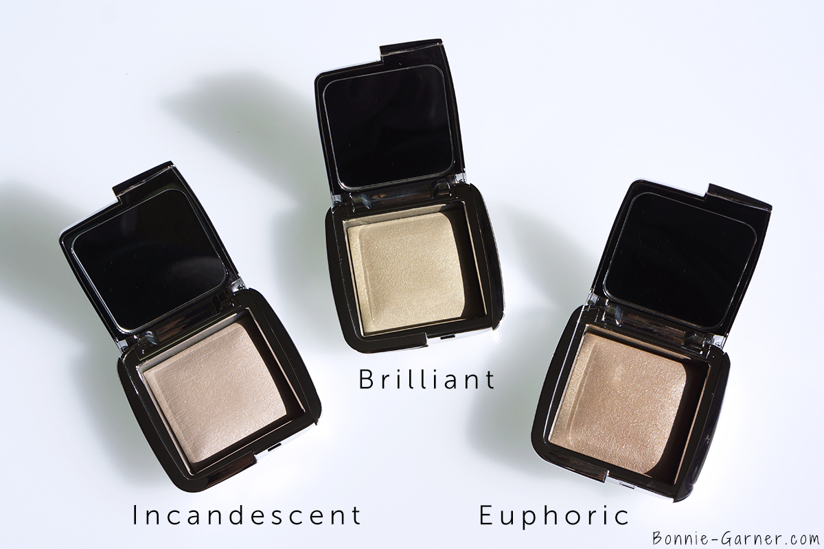 Hourglass Ambient Strobe Lighting Powder Incandescent, Brilliant, Euphoric