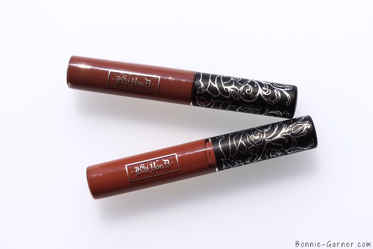 Kat Von D Everlasting liquid lipstick Lolita, Lolita II