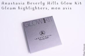 Anastasia Beverly Hills Glow Kit Gleam highlighters, mon avis