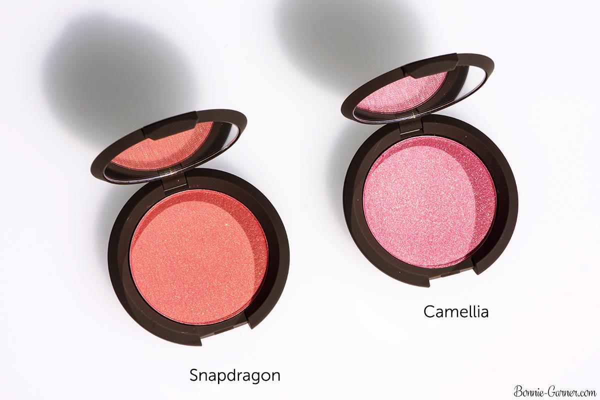 BECCA Shimmering Skin Perfector Luminous Blush Camellia, Snapdragon