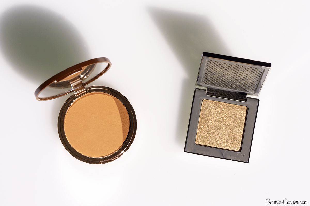 Urban Decay Beached Bronzer Sun Kissed, Afterglow Powder Highlighter 8-Hour Sin