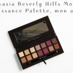 Anastasia Beverly Hills Modern Renaissance Palette, mon avis