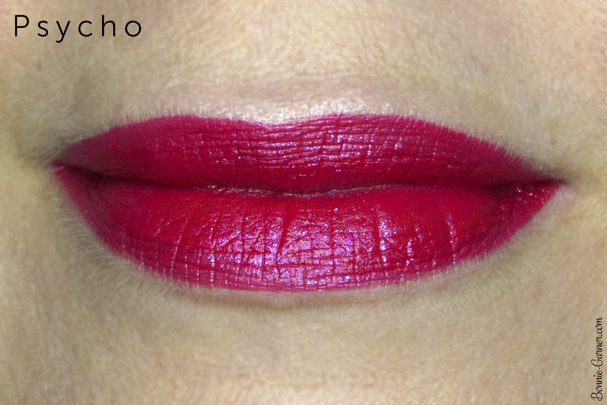 Urban Decay Vice lipsticks Psycho