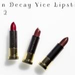 Urban Decay Vice lipsticks, Part 2