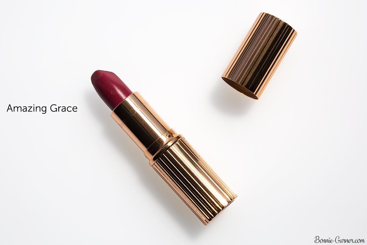 Charlotte Tilbury Matte Revolution lipstick Amazing Grace