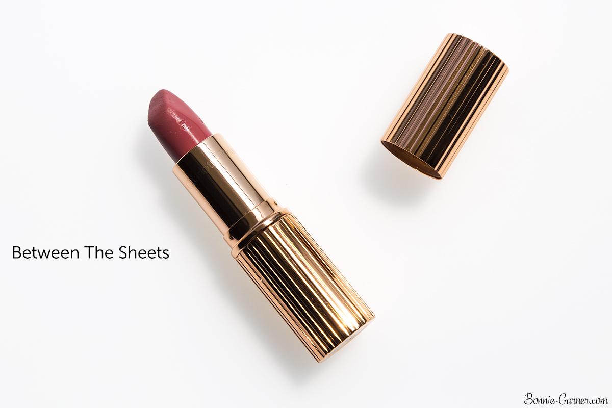 Charlotte Tilbury Matte Revolution lipstick Between The Sheets