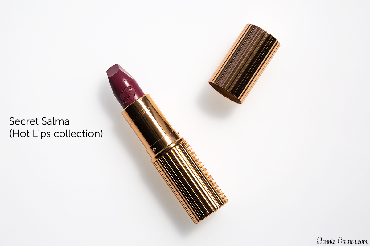 Charlotte Tilbury Matte Revolution lipstick Secret Salma (Hot Lips collection)