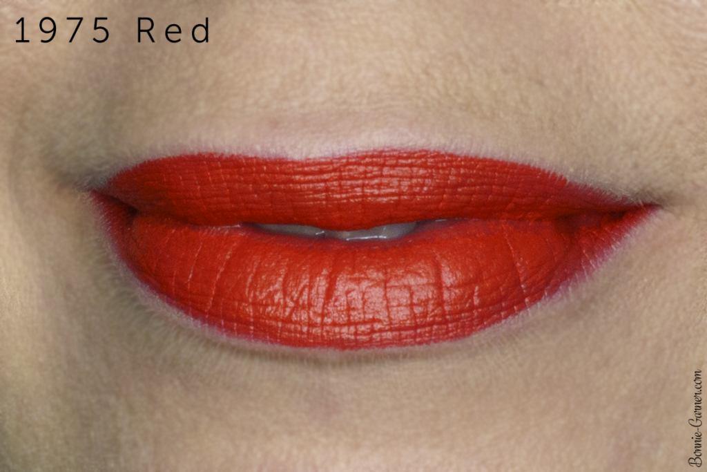 Charlotte Tilbury Matte Revolution lipstick 1975 Red
