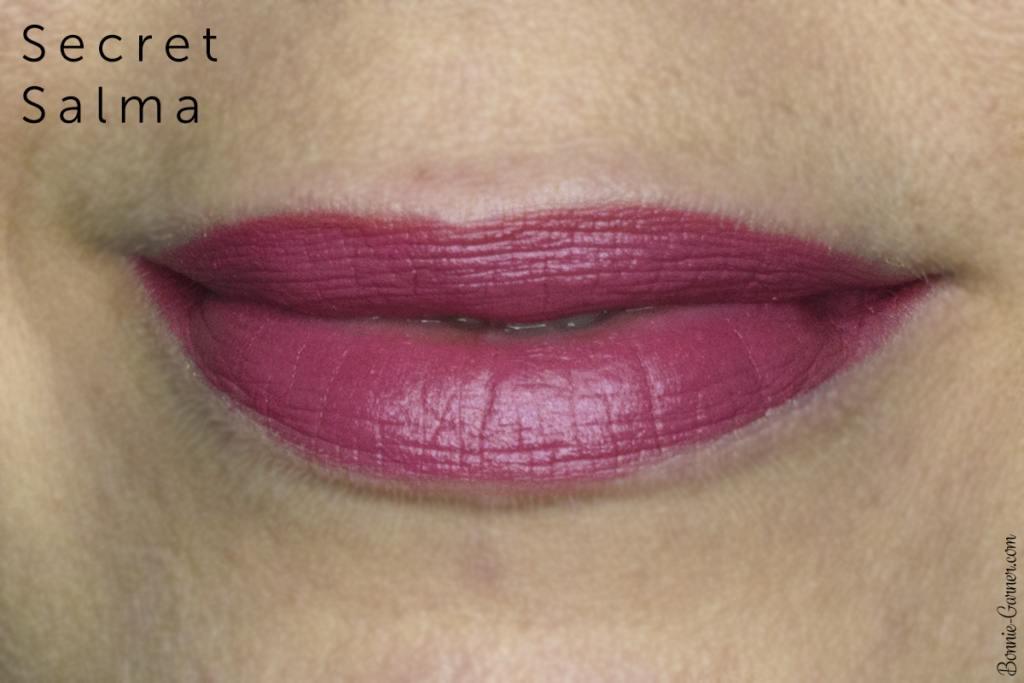 Charlotte Tilbury Matte Revolution lipstick Secret Salma