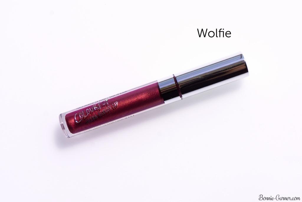 ColourPop Ultra Glossy Lip Wolfie
