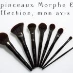 Les pinceaux Morphe Elite 2 collection, mon avis