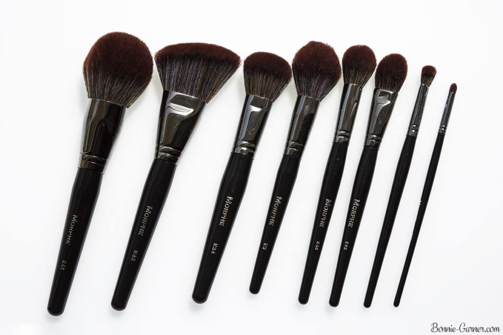 Morphe Brushes Elite 2 collection