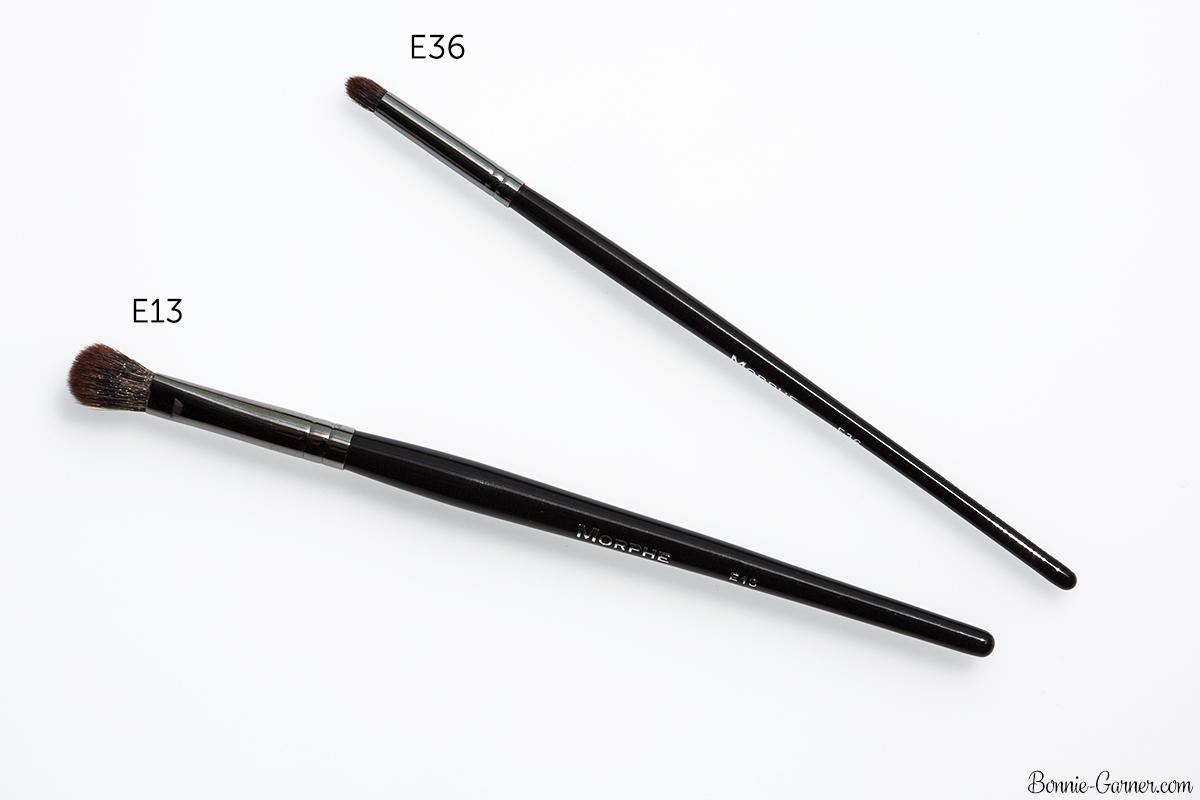 Morphe Brushes Elite 2 collection E36, E13