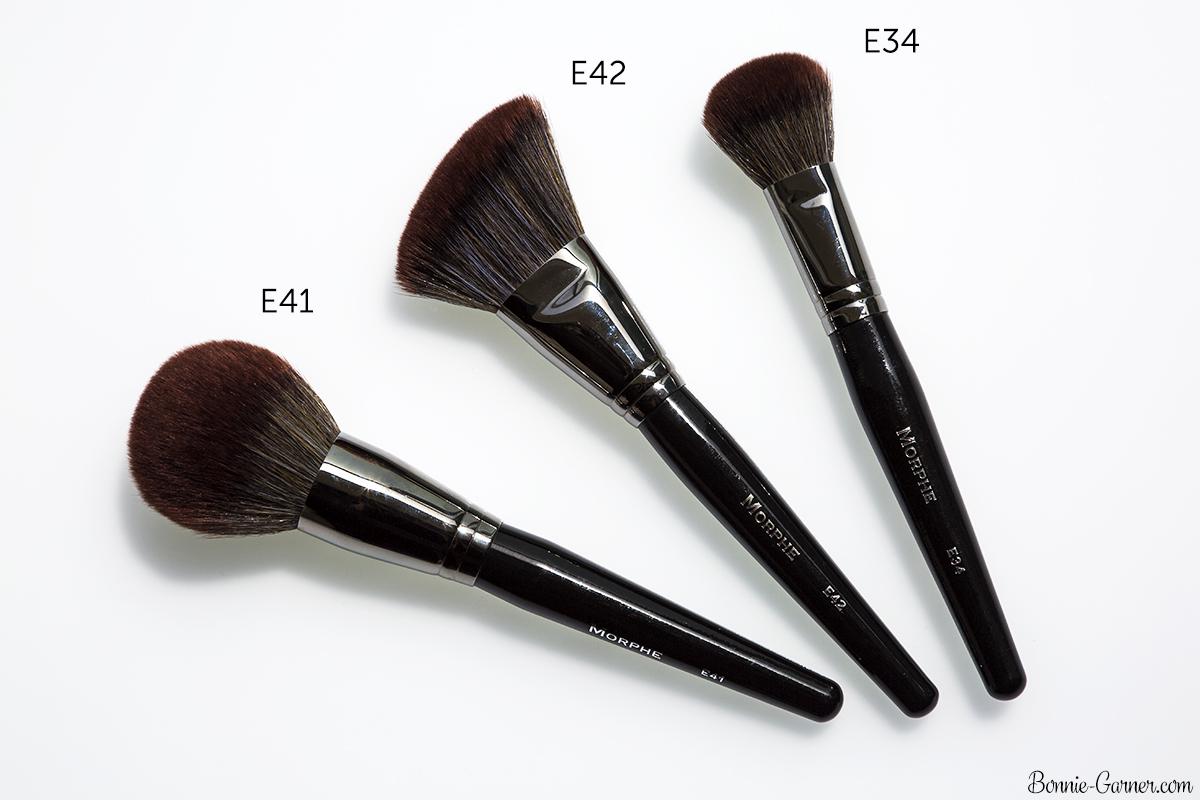 Morphe Brushes Elite 2 collection E41, E42, E34
