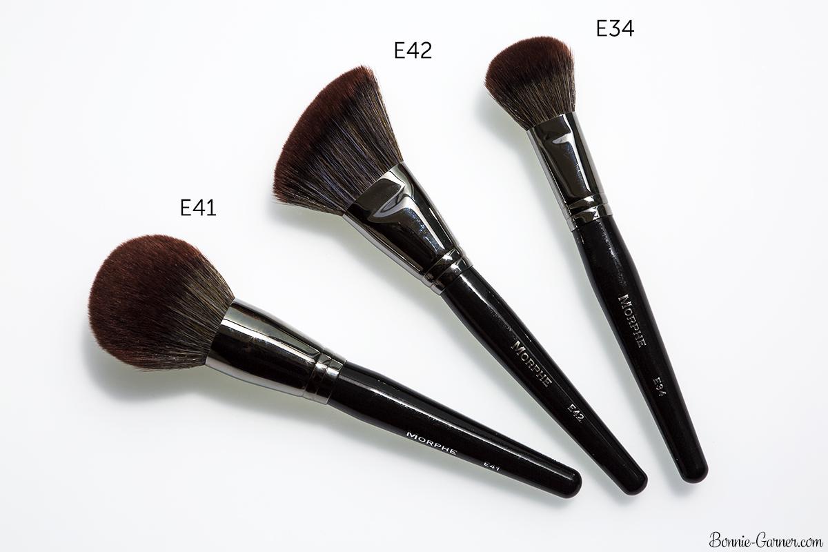 Morphe Brushes Elite 2 collection E41, E42, E34