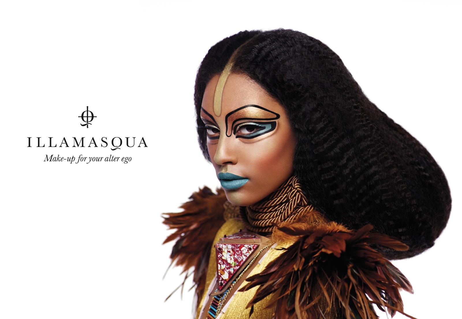 Illamasqua beyond powder omg my review bonnie garner skincare ss12egyptian girl headlr baditri Image collections