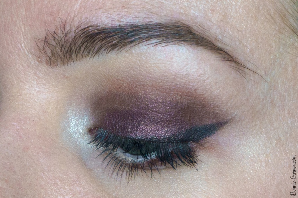 Too Faced Chocolate Bar eyeshadow palette makeup look