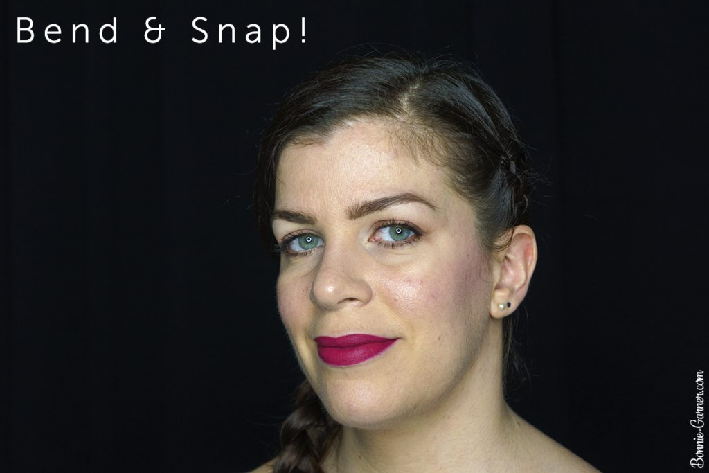 Too Faced Melted Matte liquid lipstick Bend & Snap!