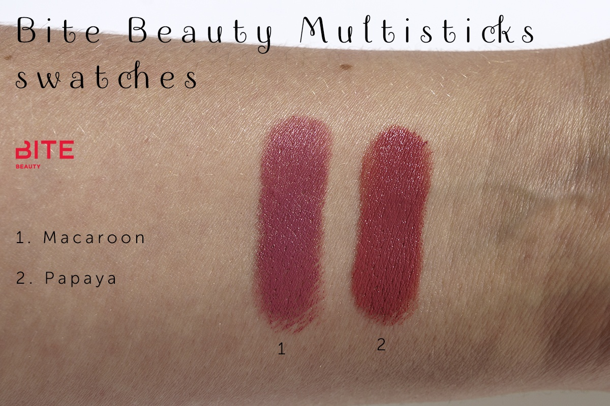 Bite Beauty Multisticks Macaroon, Papaya