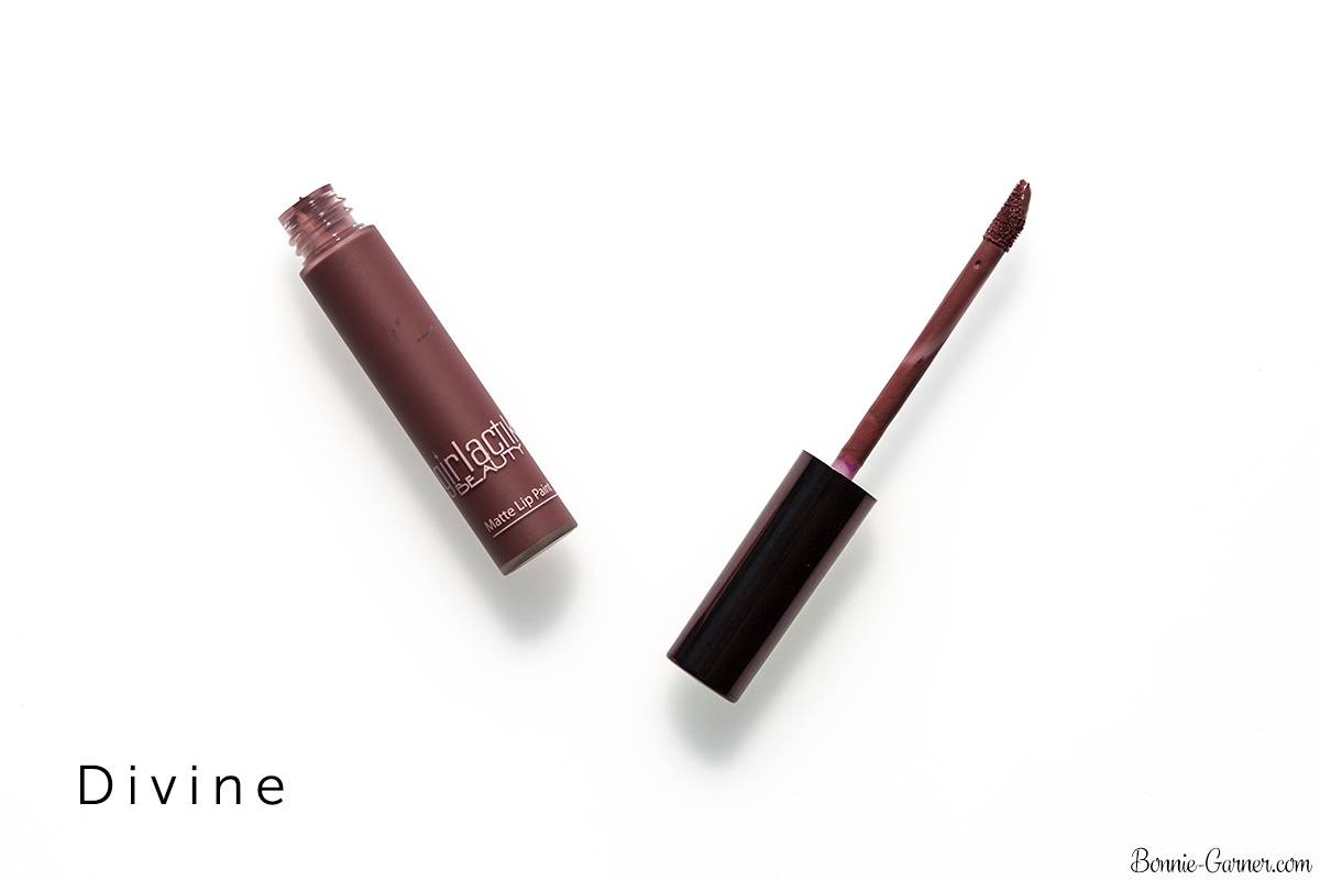 Girlactik Beauty Matte Lip Paint Divine
