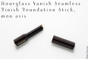 Hourglass Vanish Seamless Finish Foundation Stick, mon avis