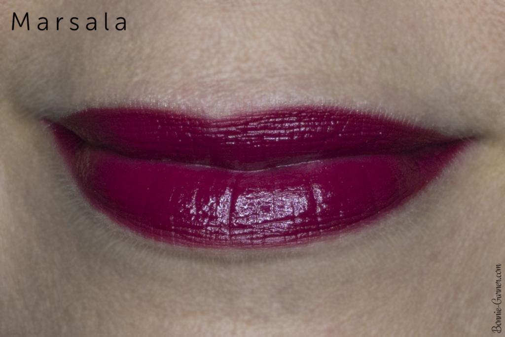 MAC Liptensity Lipsticks Marsala