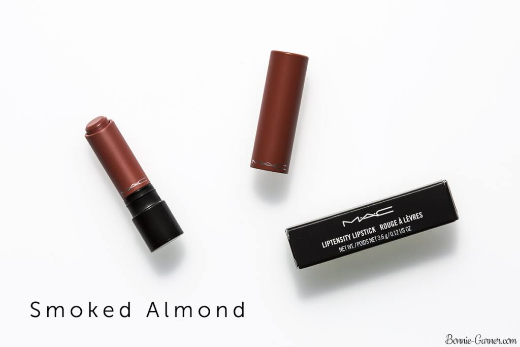 MAC Liptensity Lipsticks Smoked Almond