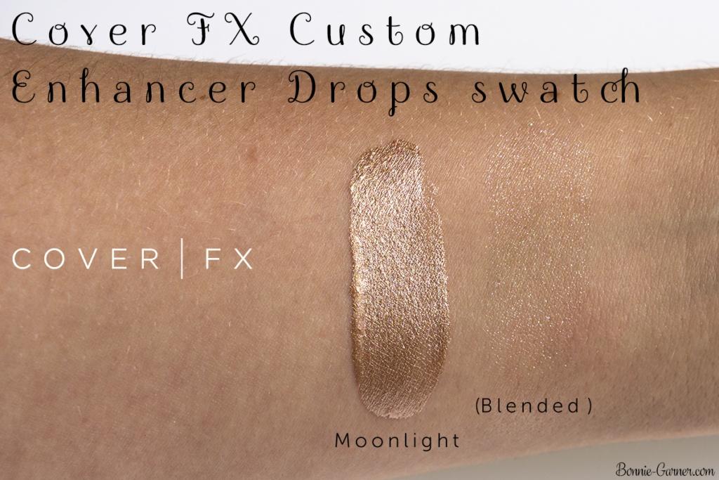 Cover FX Custom Enhancer Drops Moonlight swatch