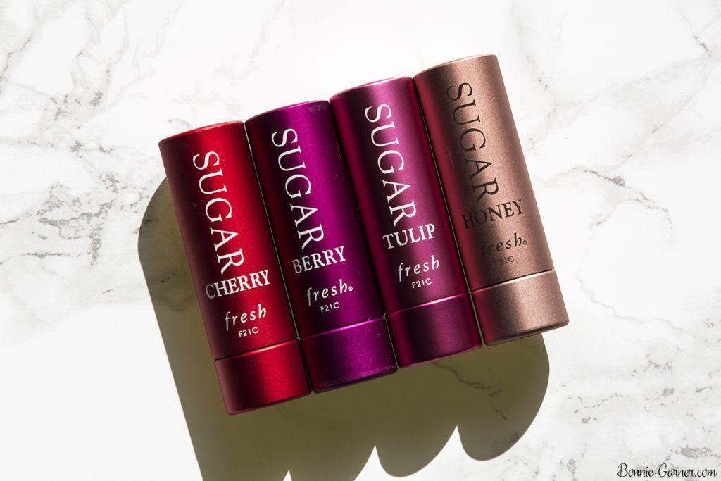 Fresh SUGAR Lip Treatment Honey, Tulip, Berry, Cherry