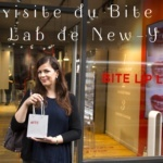 Ma visite du Bite Lip Lab de New-York