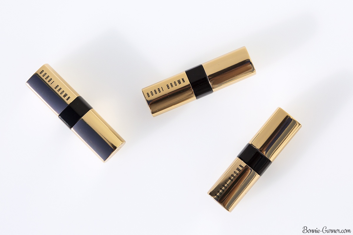 Bobbi Brown Luxe Lip Color lipsticks
