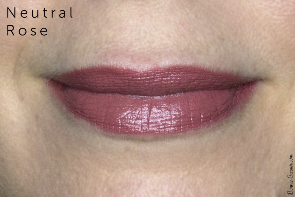 Bobbi Brown Luxe Lip Color lipsticks Neutral Rose