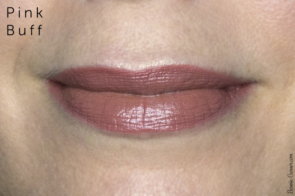 Bobbi Brown Luxe Lip Color lipsticks Pink Buff