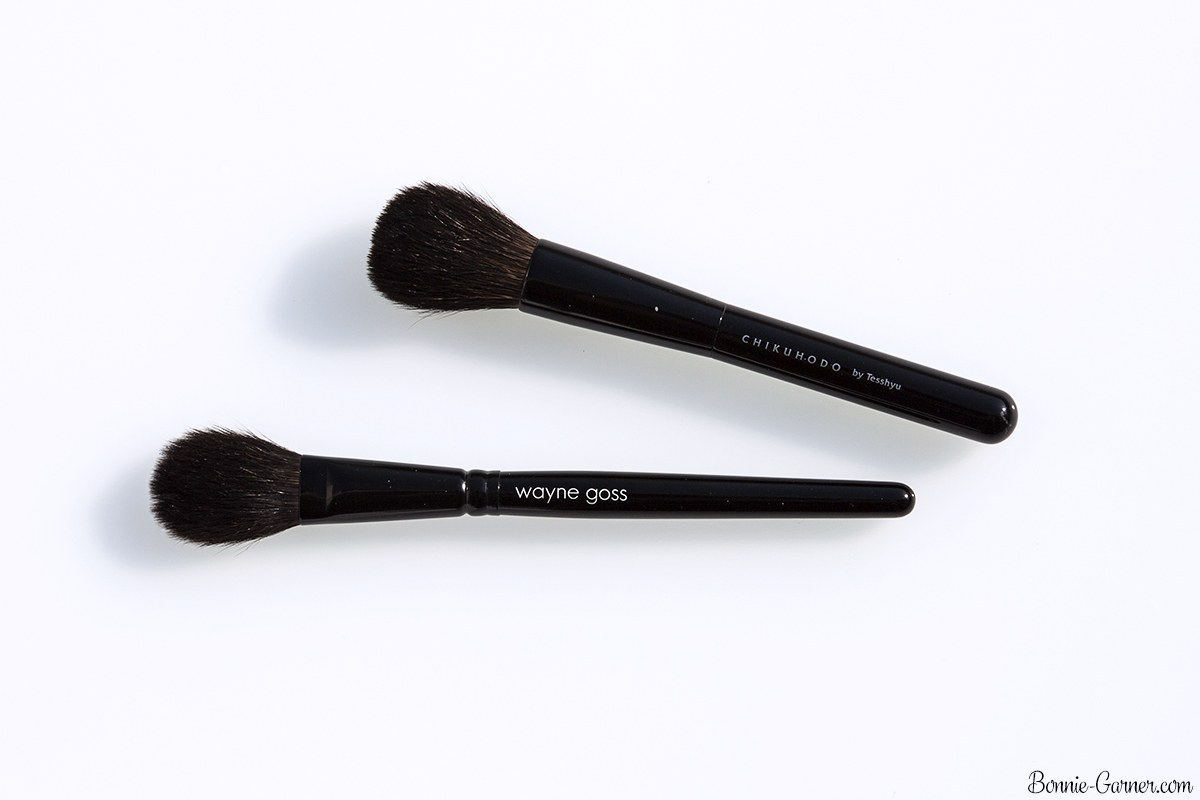 Chikuhodo Z4 Blush/Highlight brush, Wayne Goss The Air-Brush