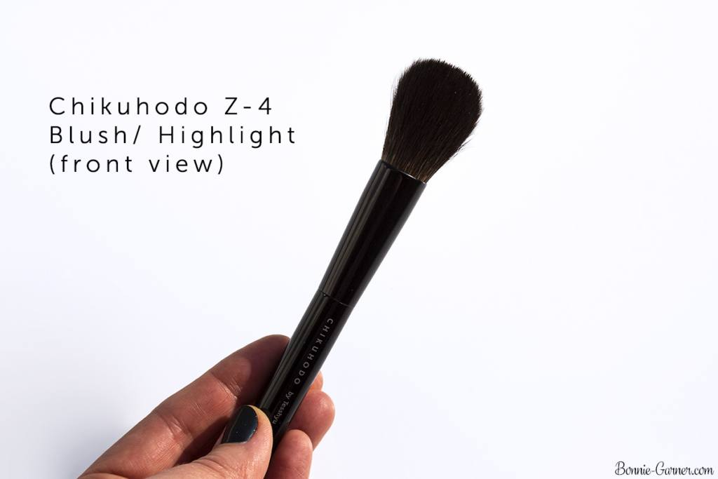 Chikuhodo Z4 Blush/Highlight brush