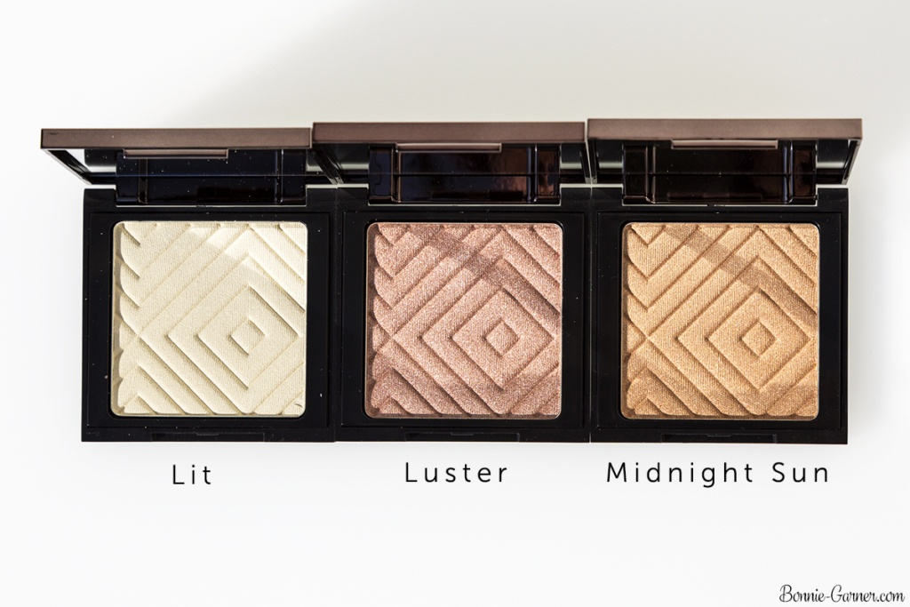 Makeup Geek Highlighters Lit, Midnight Sun, Luster