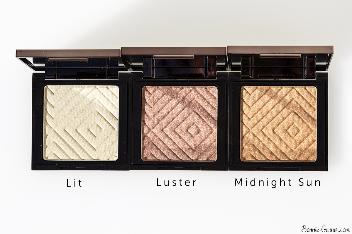 Makeup Geek Highlighters Lit, Midnight Sun, Luster