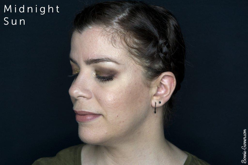 Makeup Geek Highlighters Midnight Sun