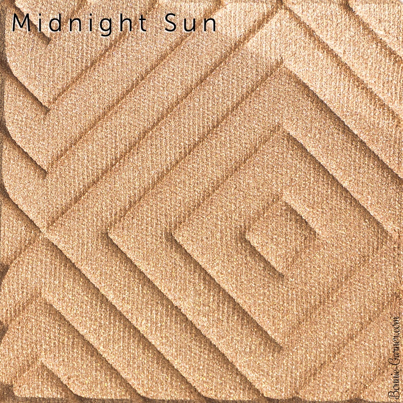 Makeup Geek Highlighters Midnight Sun