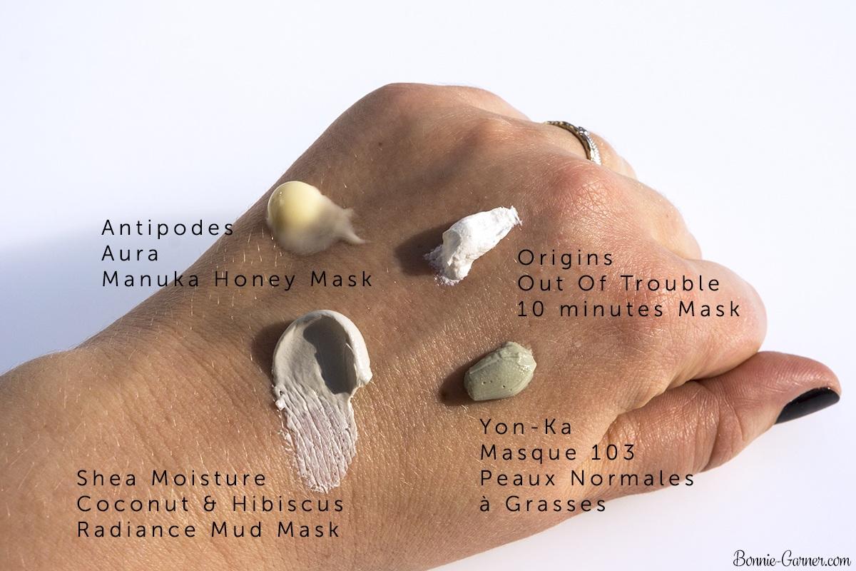 Multi-Masking: Origins, Yon-Ka, Shea Moisture, Antipodes