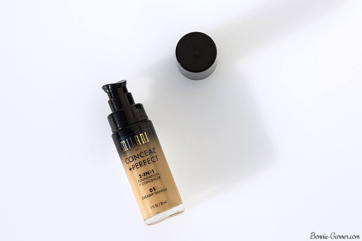 Milani Conceal + Perfect 2-in-1 Foundation + Concealer 01 Creamy Vanilla