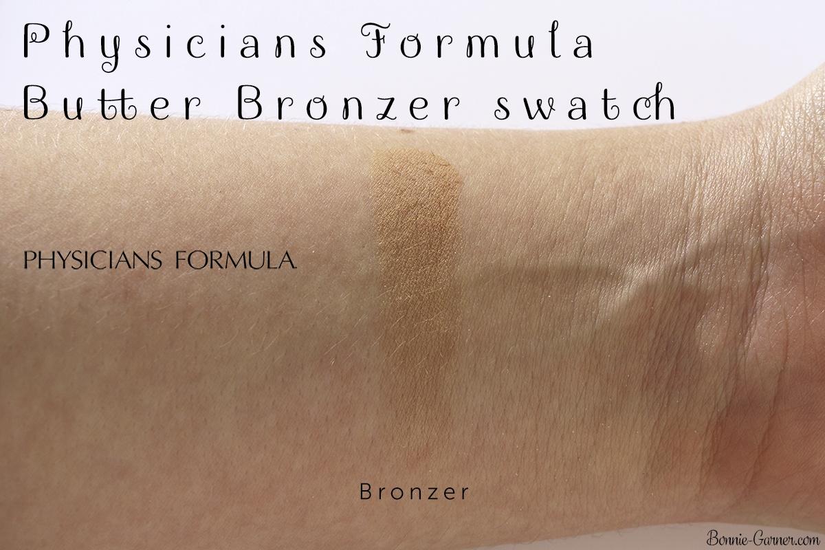 Physicians Formula Butter Bronzer, Bronzer swatch