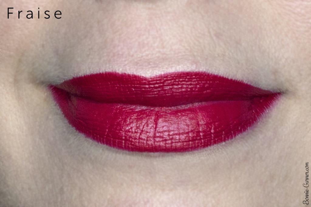 Bite Beauty Matte Creme Lip Crayon Fraise