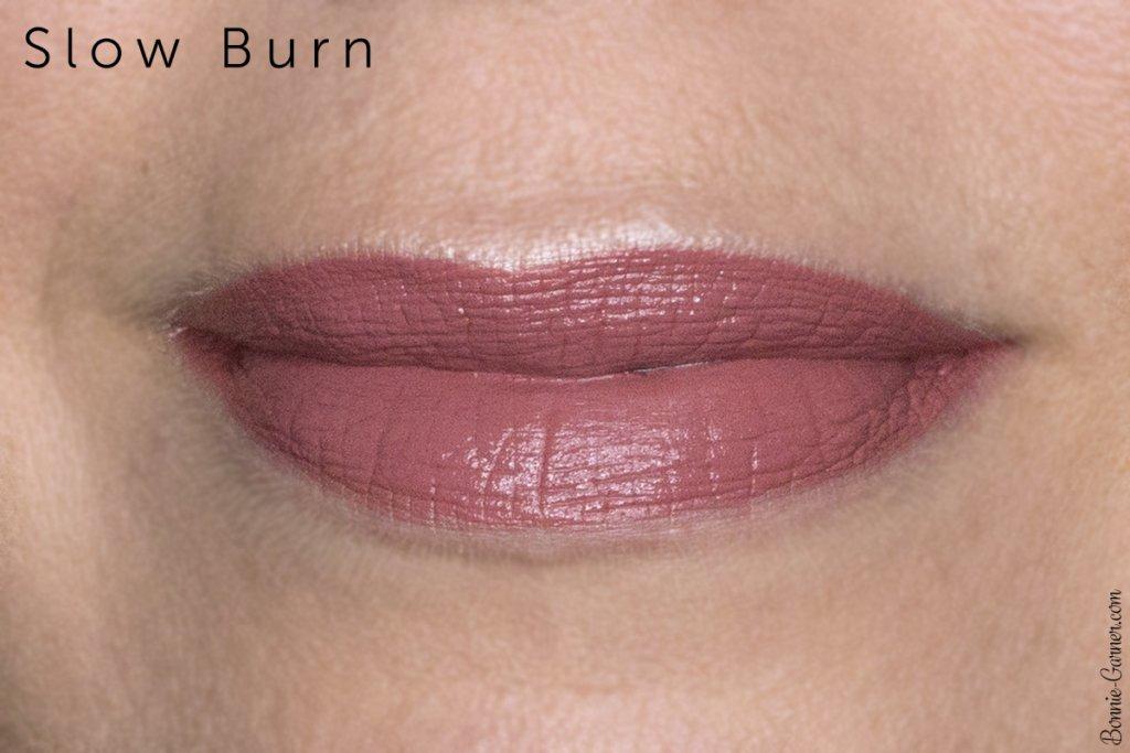 Marc Jacobs Le Marc Liquid Lip Crème Slow Burn