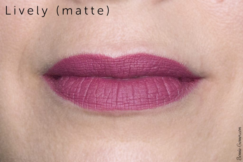 Makeup Geek Iconic Lipstick Lively