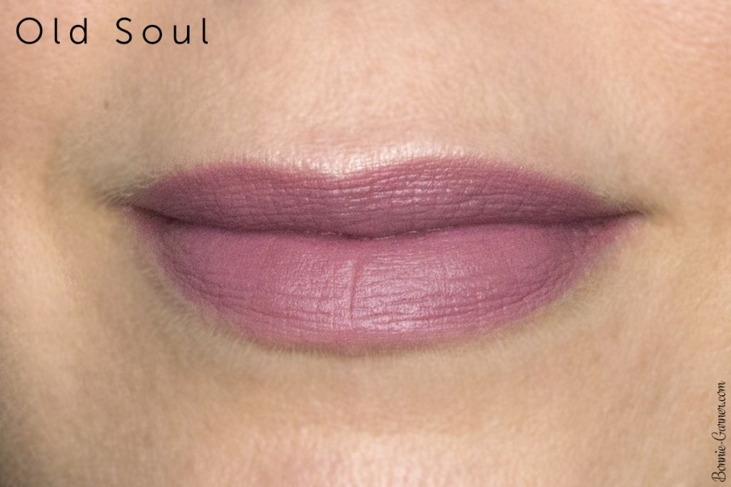 Makeup Geek Plush Creme liquid lipstick Old Soul